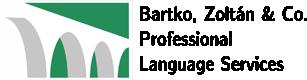 Zoltán BARTKO & spol. - profesionálni tlmočníci a prekladatelia